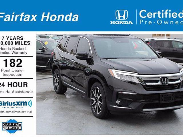 2019 Honda Pilot Elite for sale in Fairfax, VA