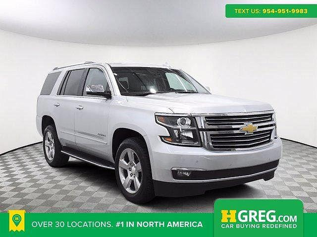 2019 Chevrolet Tahoe Premier for sale in Brandon, FL