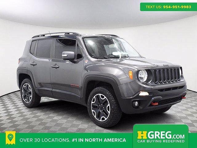 2016 Jeep Renegade Trailhawk for sale in Brandon, FL
