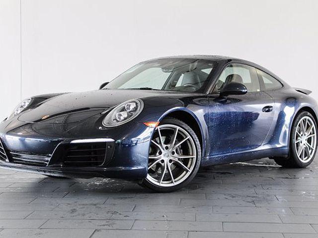 2017 Porsche 911 Carrera for sale in Houston, TX