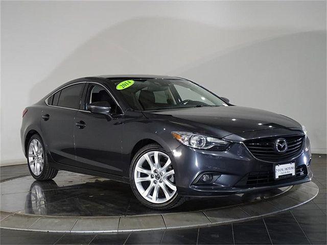 2014 Mazda Mazda6 i Grand Touring for sale in Chicago, IL