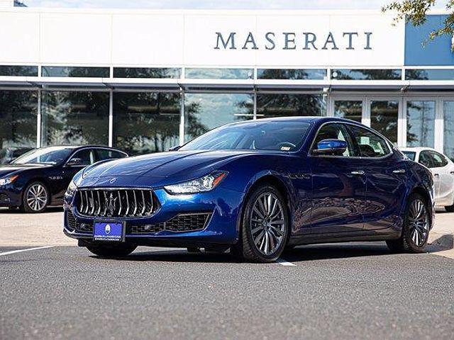 2018 Maserati Ghibli S Q4 for sale in Sterling, VA