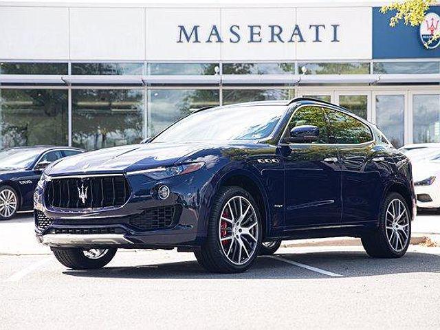 2018 Maserati Levante S GranSport for sale in Sterling, VA