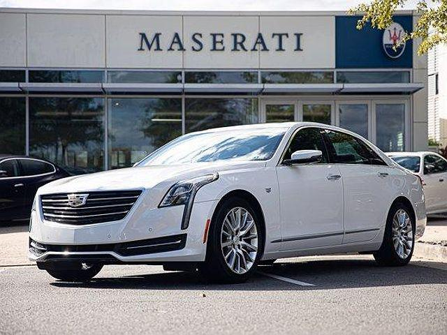 2016 Cadillac CT6 AWD for sale in Sterling, VA
