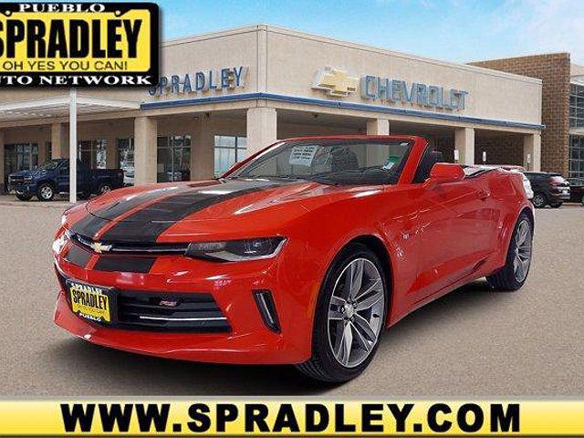 2018 Chevrolet Camaro 1LT for sale in Pueblo, CO