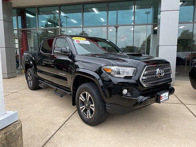 2017 Toyota Tacoma TRD Sport for sale in Alexandria, VA