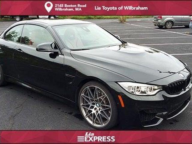 2017 BMW M4 Convertible for sale in Wilbraham, MA