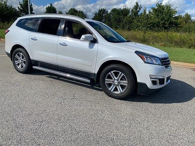 2016 Chevrolet Traverse LT for sale in Warner Robins, GA