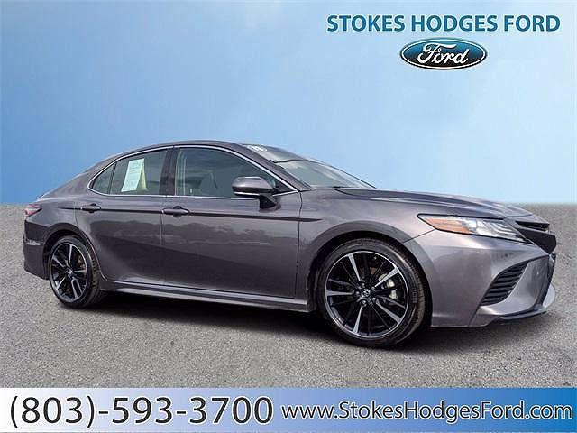 2018 Toyota Camry XSE for sale in Graniteville, SC