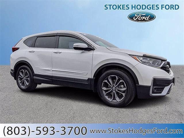 2021 Honda CR-V EX-L for sale in Graniteville, SC