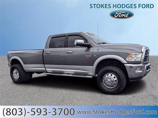2012 Ram 3500 Laramie for sale in Graniteville, SC