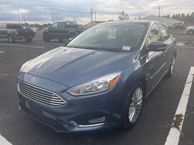 2018 Ford Focus Titanium for sale in Graniteville, SC