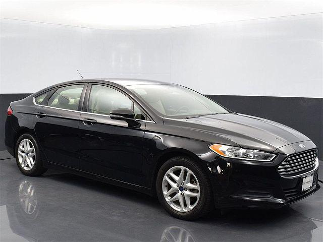 2016 Ford Fusion SE for sale in Yonkers, NY