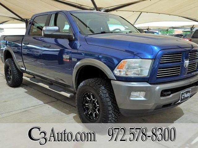 2010 Dodge Ram 2500 TRX for sale in Plano, TX