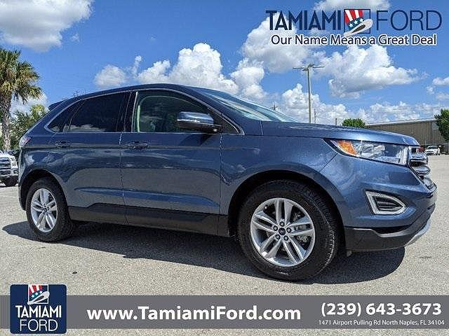 2018 Ford Edge SEL for sale in Naples, FL