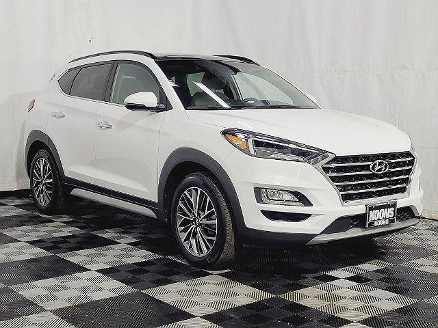 2019 Hyundai Tucson Ultimate for sale in Woodbridge, VA