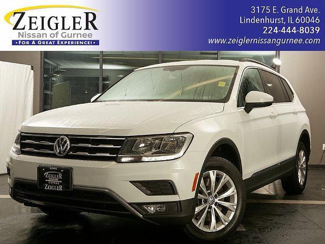 2018 Volkswagen Tiguan SE for sale in Lindenhurst, IL