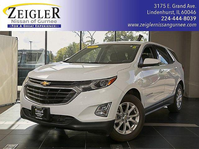 2018 Chevrolet Equinox LT for sale in Lindenhurst, IL