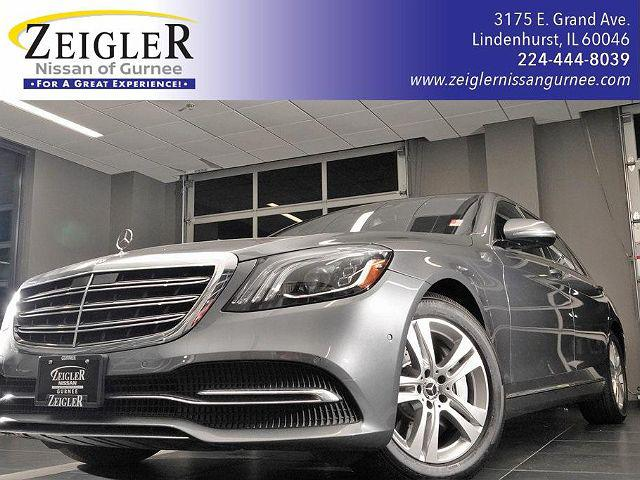 2018 Mercedes-Benz S-Class S 450 for sale in Lindenhurst, IL