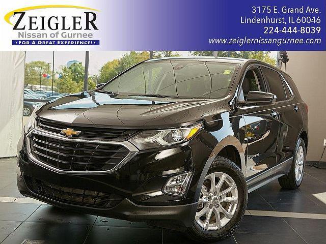 2020 Chevrolet Equinox LT for sale in Lindenhurst, IL