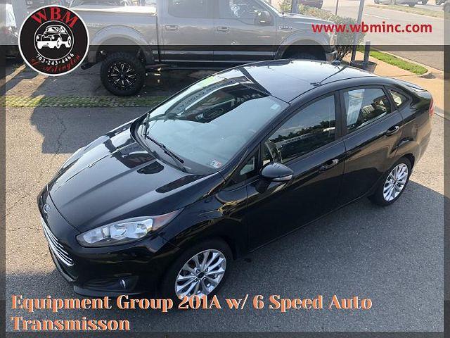 2014 Ford Fiesta SE for sale in Arlington, VA