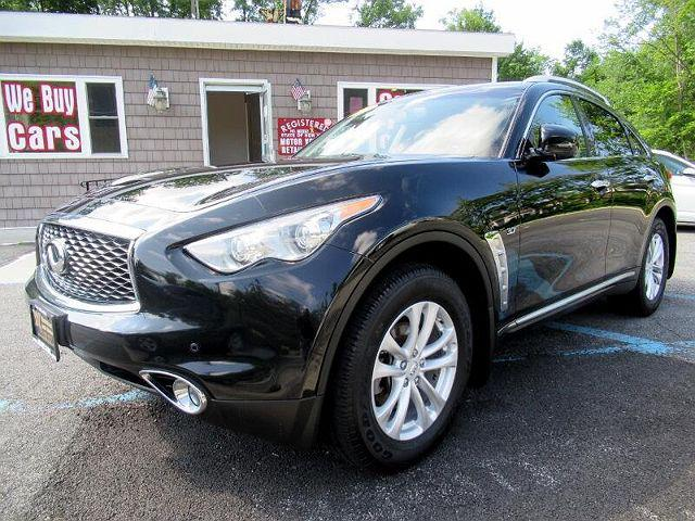 2017 INFINITI QX70 AWD for sale in Cortlandt, NY
