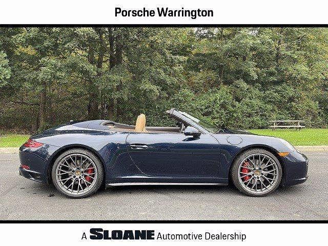 2017 Porsche 911 Carrera 4S for sale in Warrington, PA