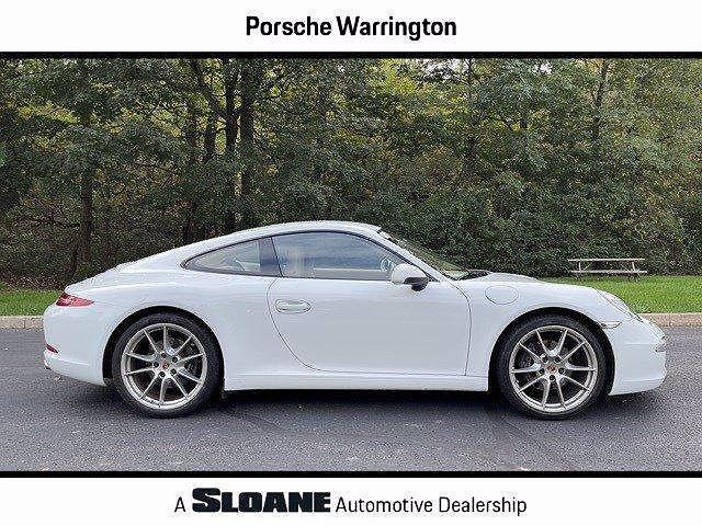 2016 Porsche 911 Carrera for sale in Warrington, PA