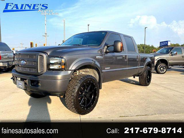 2005 Ford F-250 Lariat for sale in Springfield, IL