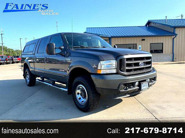 2003 Ford F-250 XLT for sale in Springfield, IL