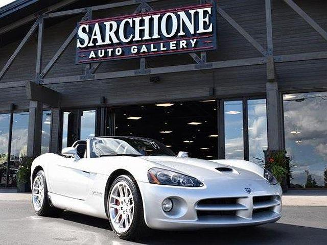 2005 Dodge Viper SRT10 for sale in Canton, OH