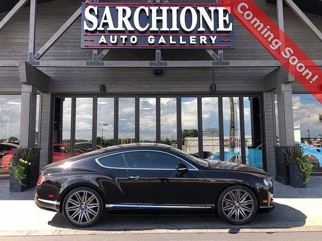 2015 Bentley Continental GT Speed 2dr Cpe for sale in Canton, OH