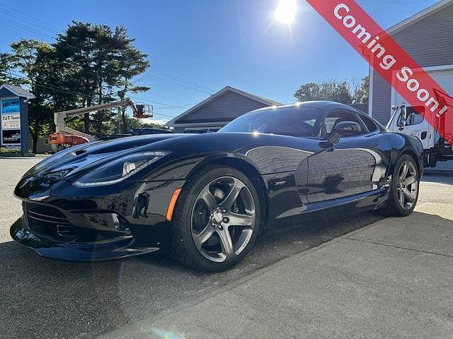 2013 Dodge SRT Viper 2dr Cpe for sale in Canton, OH