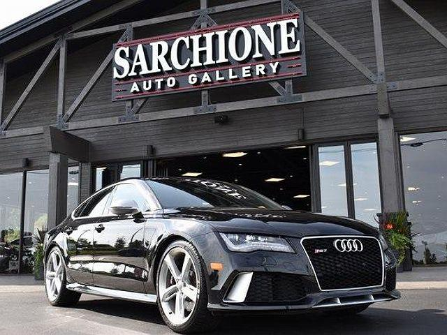 2014 Audi RS 7 Prestige for sale in Canton, OH