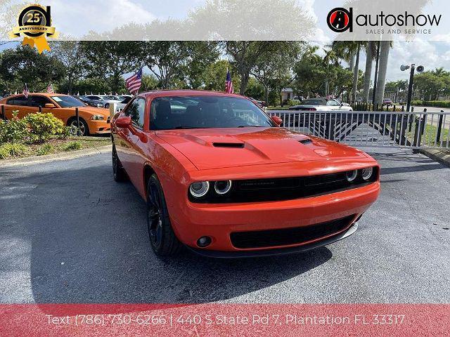 2018 Dodge Challenger SXT Plus for sale in Plantation, FL