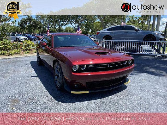 2019 Dodge Challenger R/T for sale in Plantation, FL
