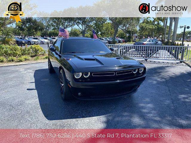 2017 Dodge Challenger GT for sale in Plantation, FL