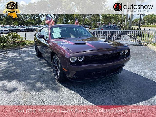 2020 Dodge Challenger SXT for sale in Plantation, FL