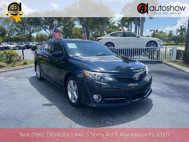 2014 Toyota Camry SE for sale in Plantation, FL