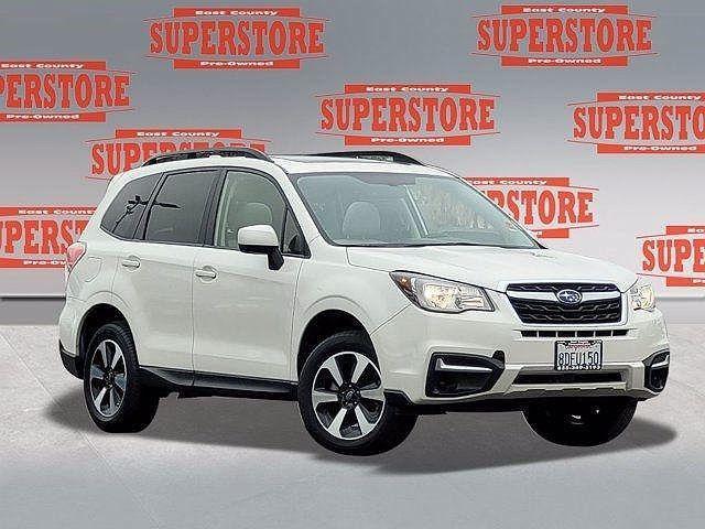 2018 Subaru Forester Premium for sale in El Cajon, CA