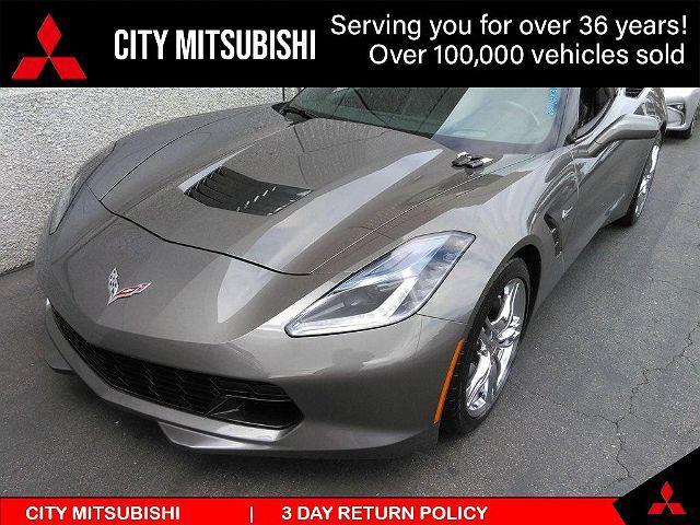 2015 Chevrolet Corvette 2LT for sale in Jacksonville, FL