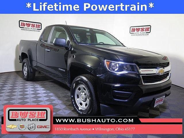 2018 Chevrolet Colorado 2WD Work Truck for sale in Wilmington, OH