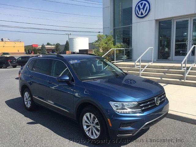 2018 Volkswagen Tiguan SE for sale in Lancaster, PA