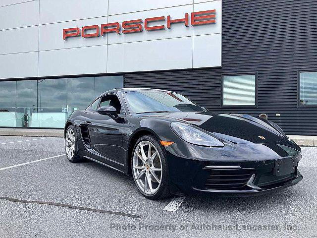2018 Porsche 718 Cayman Coupe for sale in Lancaster, PA
