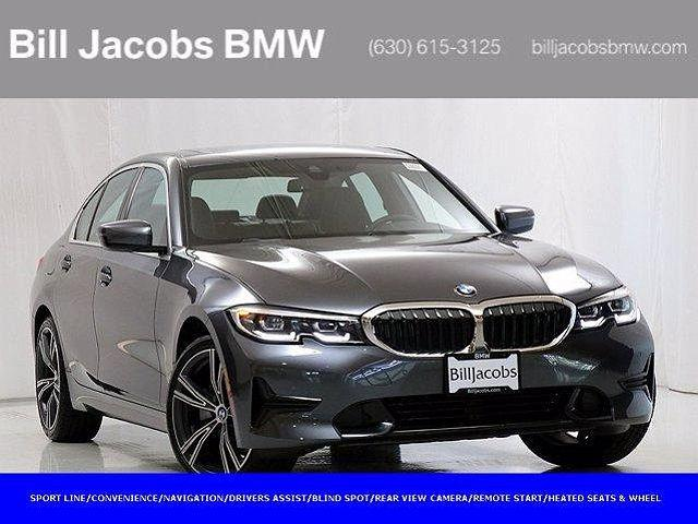 2021 BMW 3 Series 330i xDrive for sale in Naperville, IL