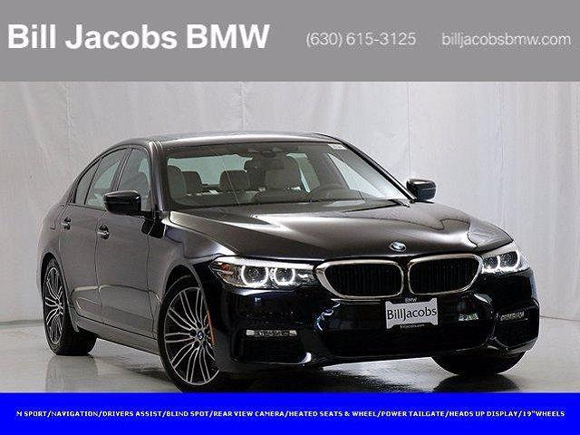 2018 BMW 5 Series 530i xDrive for sale in Naperville, IL