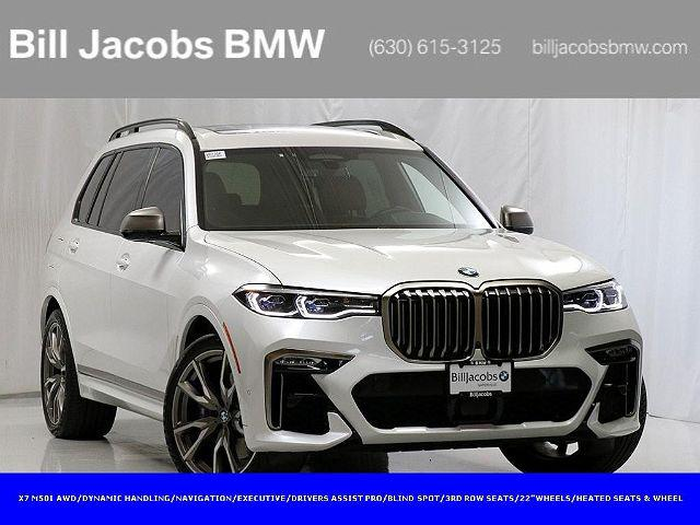 2021 BMW X7 M50i for sale in Naperville, IL
