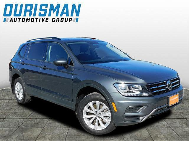 2020 Volkswagen Tiguan S for sale in Laurel, MD