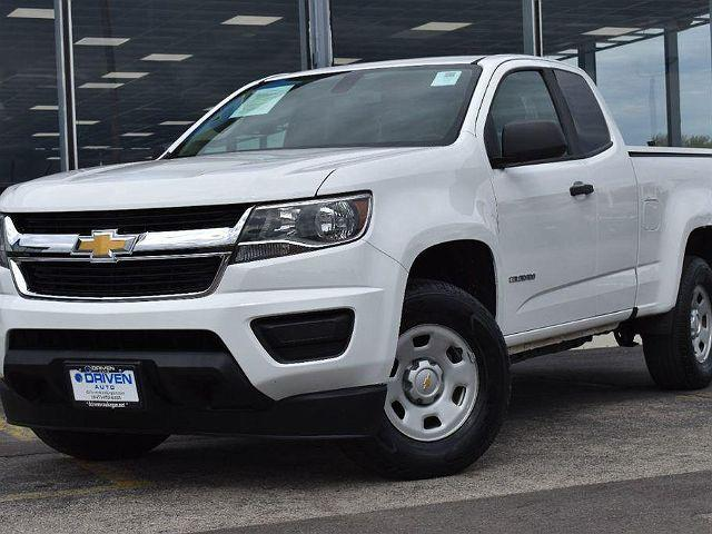 2018 Chevrolet Colorado 2WD Work Truck for sale in Waukegan, IL