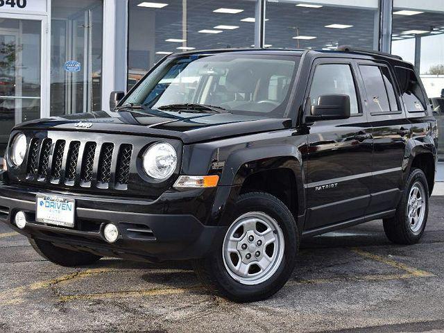 2015 Jeep Patriot Sport for sale in Waukegan, IL